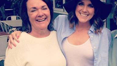 Bachelorette Georgia Love's mum admitted to palliative care