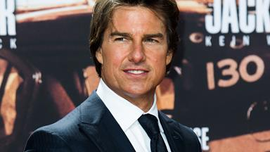 Tom Cruise talks the benefits of Scientology
