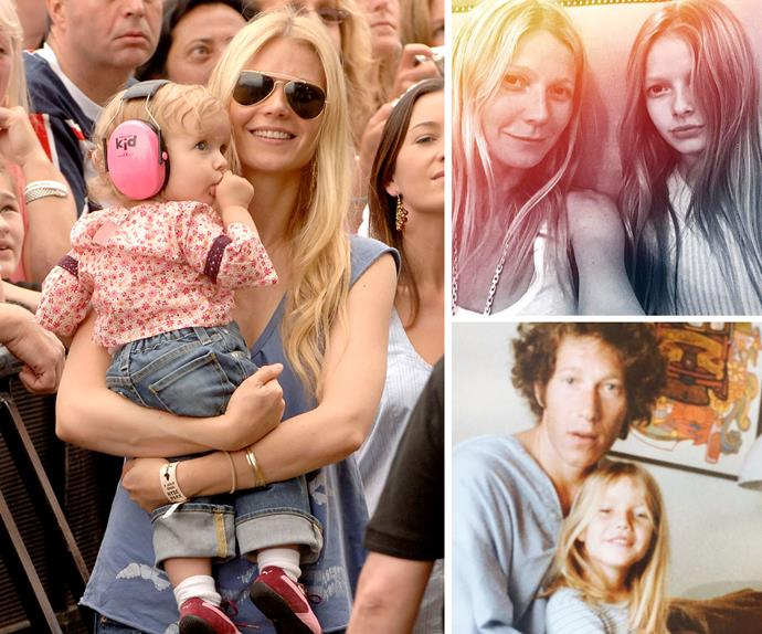 Gwyneth Paltrow daughter apple