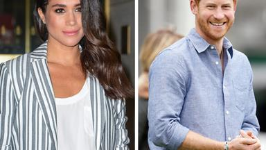Prince Harry and Meghan Markle spotted Christmas tree shopping