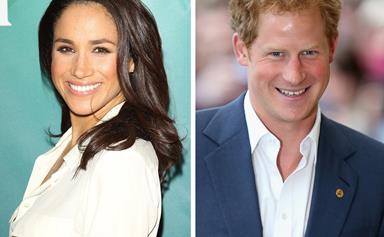 Prince Harry's girlfriend Meghan Markle breaks her silence