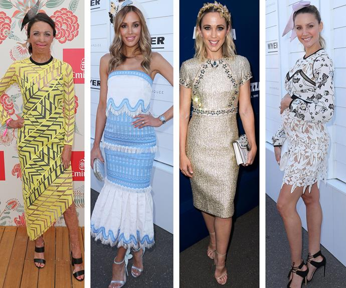 Celebrities at Oaks Day