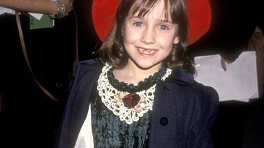Matilda actress Mara Wilson is all grown up!