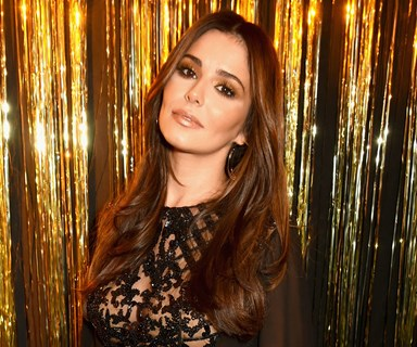 Cheryl Cole glows as pregnancy speculation builds