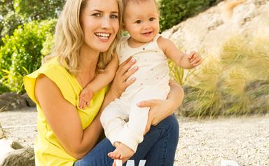 Breakfast to babyhood: Ali Pugh's blissful new life