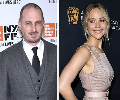 Jennifer Lawrence and Darren Aronofsky spotted kissing in New York