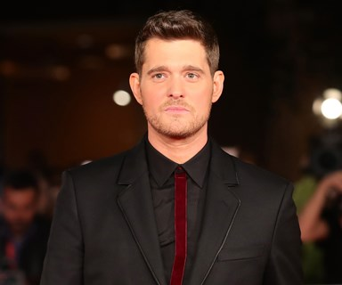 Michael Buble reveals he's 'devastated' by son's cancer diagnosis