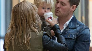Michael Buble's sister-in-law speaks out about Noah's cancer diagnosis