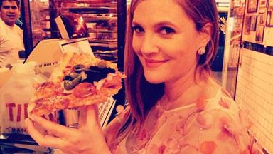 Drew Barrymore reveals her diet struggles