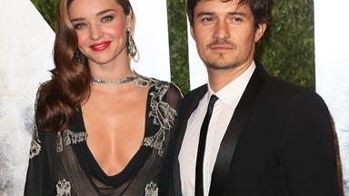 "Miranda Kerr opens up about her ""modern family"" with ex Orlando Bloom"