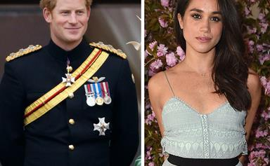 Prince Harry confirms he is in love with Meghan Markle