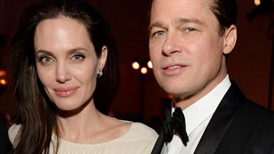 Brad Pitt and Angelina Jolie reach a custody agreement