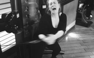 adele, exercise, workout, fitness