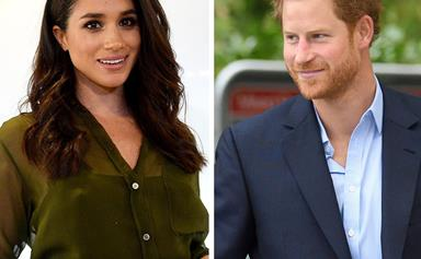 BREAKING: Prince Harry confirms his relationship with Meghan Markle in heartbreaking letter