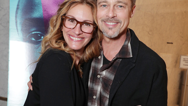 Brad Pitt makes first public appearance since split with Angelina Jolie