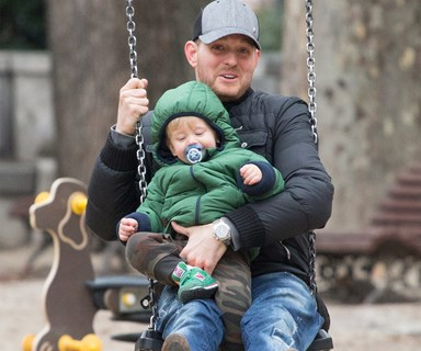 Michael Buble's son Noah diagnosed with liver cancer