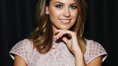 Jesinta Campbell regularly gets professional help