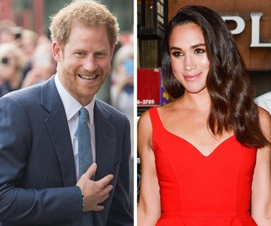 Prince Harry's first appearance since confirming his relationship