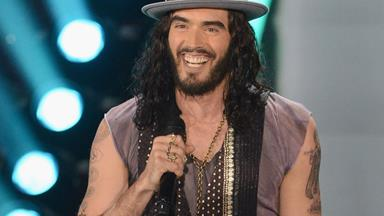 Russell Brand reveals the name of his baby girl!