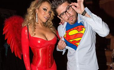 James Packer's shock: Mariah Carey is seeing someone else