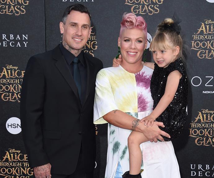 Pink, Carey Hart, Willow