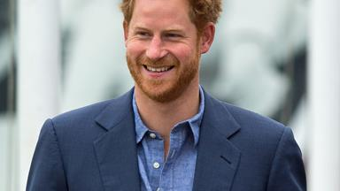 Prince Harry announces the 2018 Invictus Games will be in Sydney