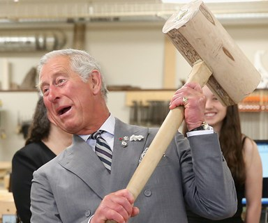 Prince Charles' funniest moments