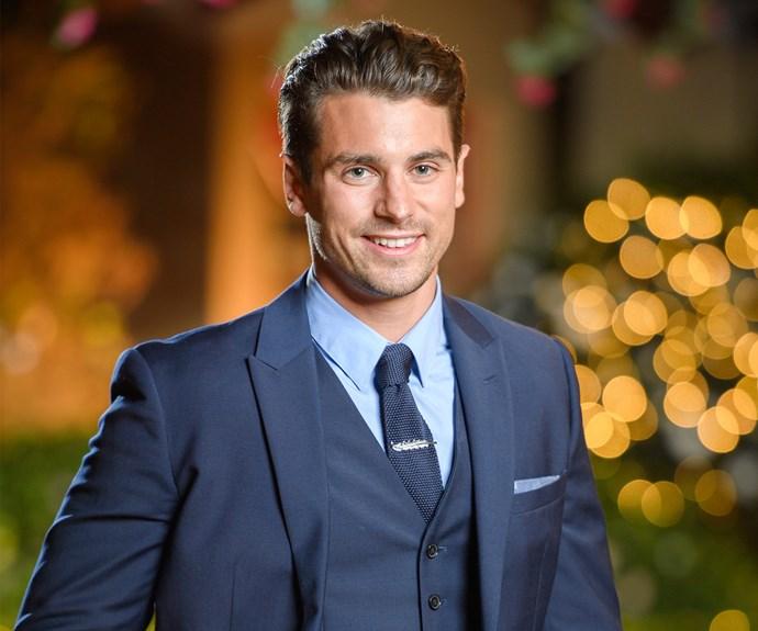 Matty Johnson The Bachelorette