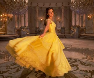 Disney's first official Beauty and the Beast trailer is here!