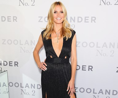 How Heidi Klum maintains her model figure as a mother-of-four