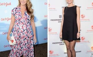 Blake Lively, Gwyneth Paltrow
