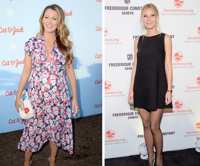 Blake Lively, Gwyneth Paltrow