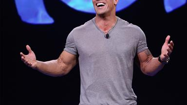 """Dwayne """"The Rock"""" Johnson is the 2016 Sexiest Man Alive"""