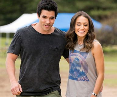 Is James Stewart dating his Home and Away co-star Isabella Giovinazzo?