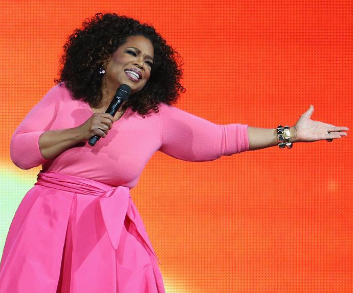 Oprah, Dieting