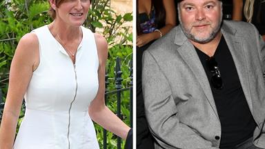 Kyle Sandilands claims he's Cassandra Thorburn's hall pass