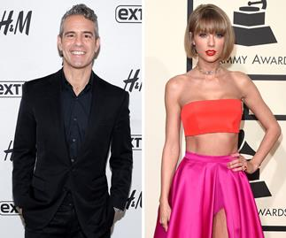 Taylor Swift, Andy Cohen