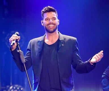 Ricky Martin announces his engagement to boyfriend Jwan Yosef