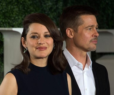 Marion Cotillard breaks her silence about those nasty Brad Pitt rumours