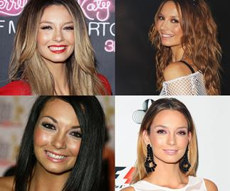 Ricki-Lee Coulter talks about her biggest hair transformations