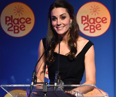 Duchess Catherine inspires at Place2Be Schools Awards