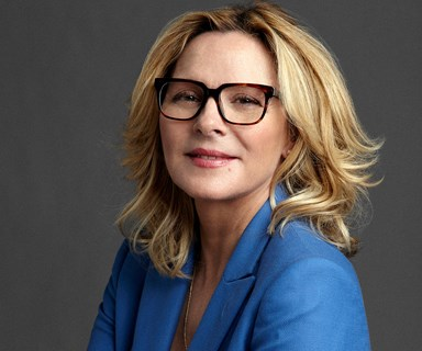 Spectacular at 60! Kim Cattrall loves the skin she's in