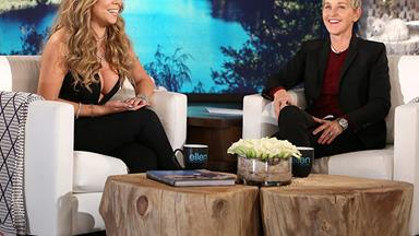 Mariah Carey breaks silence about James Packer split on Ellen