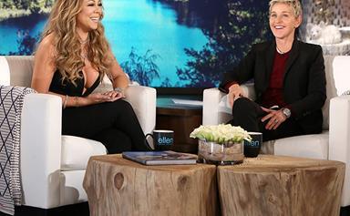 Mariah Carey breaks silence about James Packer split on Ellen