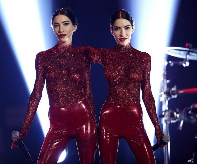 The Veronicas, 30th annual ARIA Awards
