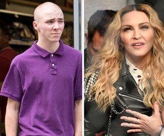 Madonna speaks out after son Rocco's drug arrest