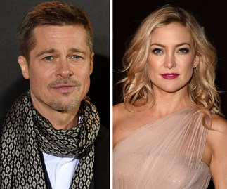 SHOCK EXCLUSIVE: Is Kate Hudson having Brad Pitt's twins