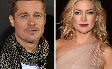 WORLD EXCLUSIVE: Bodyguard Kris Herzog says Kate Hudson and Brad Pitt make the perfect couple