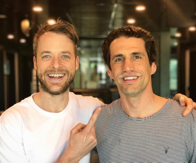 Hamish and Andy, Movember