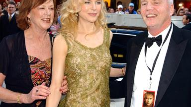BREAKING: Nicole Kidman's mother reportedly rushed to hospital after suffering suspected heart attack